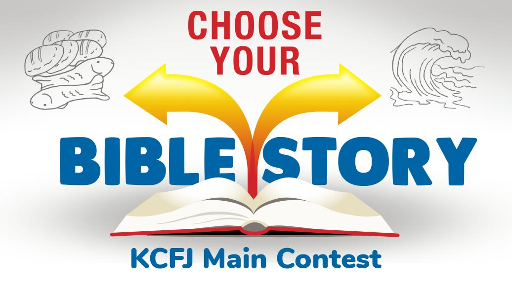 Choose Your Bible Story Drawing Contest