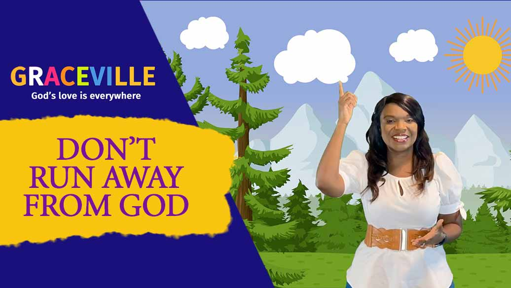 Pastor Anastacia delivers some fun, animated Bible lessons each week - banner image