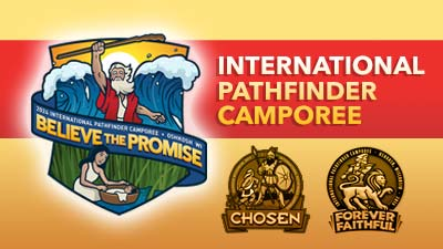 International Pathfinder Camporee 2019 - Chosen